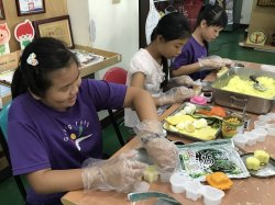 一場成功的食農教育體驗活動