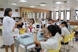 光華高中APP數位體驗吸睛 融入教學現場