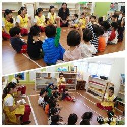 光華高中幼教特色班 採師徒制教與學