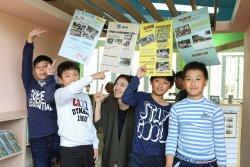 大同國小辦鐵道小學堂 學生探索南台南車站之美