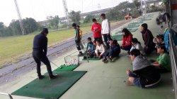 吉貝耍國小—參加高爾夫球擊準比賽獲佳績