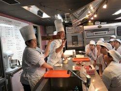 光華餐旅群移地訓練  赴日本專門學校學烘焙