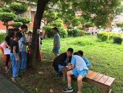 永康復興國小童樂會--校園生態定向越野運動課程