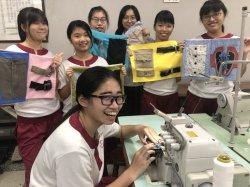 光華流行服飾科以專業集愛傳愛進行社會關懷
