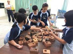 一日職人 光榮學童做木工
