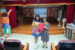 吉貝耍國小—創造美好的時光,嘻玩紙偶翱翔故事