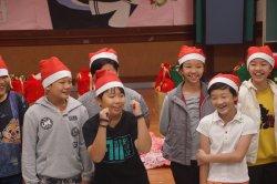 吉貝耍國小—節慶的烹調課與溫馨的聖誕活動