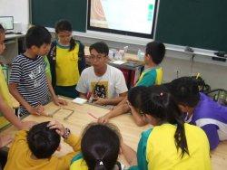 大文學童職業探索初體驗