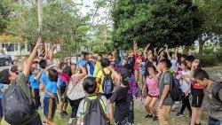 《北市小學生到台南麻豆校際交流 什麼都好玩》自由時報報導 2019-04-26
