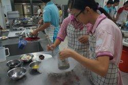 揮灑不一樣的暑期生活  國中技職初體驗