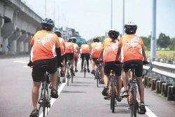 給學生不同教育方向 左鎮國中校長帶學生完成單車環島