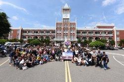 長榮中學舉辦「把愛拚回來」活動  與校友們歡度134歲生日