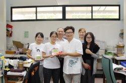 永仁舉辦「黑與白,都是愛」教師節感恩活動