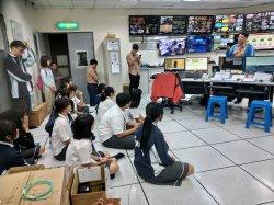 翻轉攝影棚變成教室-體驗最酷炫的主播課程