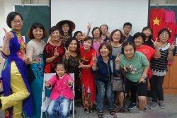和順國中辦理越南文化體驗活動