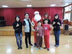 不一樣的聖誕節-- 亞太胡琴樂團 為深坑國小 帶來音樂饗宴