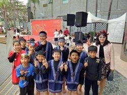 吉貝耍國小--參與第八屆西拉雅文化節