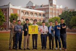 長中國中部參加全國手擲機飛行競賽    林禹丞林軒華勇奪甲等獎