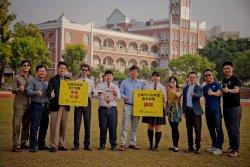 長中國中部陳忻妤參加全市數學競試    一路過關斬將獲銅牌獎