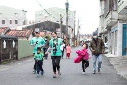 「百年果毅,世紀領航」...親師生及社區為健康永續而跑