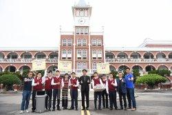 長中國中部參加IEYI世界青少年發明展  勇奪金銀牌大獎