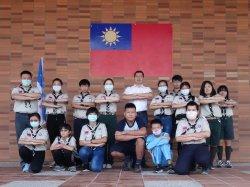 和順國中童軍團辦理中級考驗營