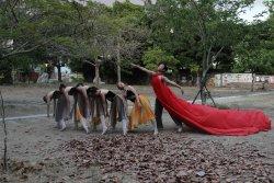 永仁學習成果展亮點, 舞蹈班動靜態創作展-環境劇場系列