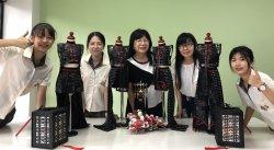 光華流行服飾科「刻古銘新」榮獲全國專題第一名
