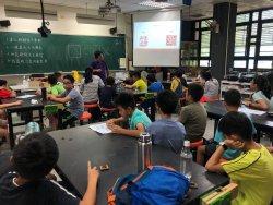 和順科技中心暑假科技體驗營—打造科技小小創客