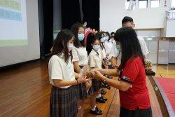 光華高中新鮮人 體驗生命印記