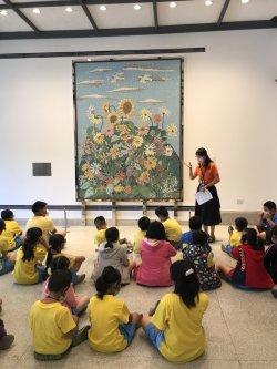 北門Vs玉湖~玉山文教基金會Play  Arts兒童創作坊