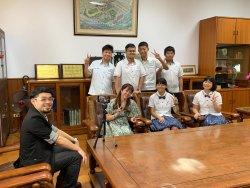 長中國中部參加LiveABC創意影片大賽 榮獲全國第2名表現亮眼