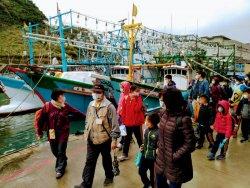 《未來哥倫布  減塑大作戰》港尾國小遠征基隆海科館海洋主題戶外教育