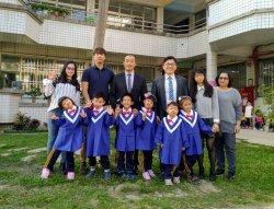 《捕捉回憶,創造幸福》台南社區大學前進港尾國小拍攝畢業照