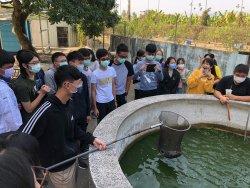 永仁高中寒假自然探索營~~思原農場體驗友善農法