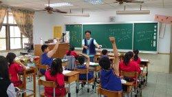 吉貝耍國小—西拉雅語訪視與教學