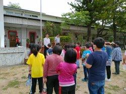 吉貝耍國小--「誠信種籽學堂」活動