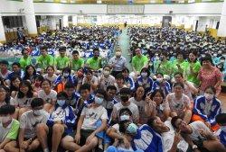 2021空中英語教室School Rally in 瀛海