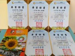 《台南這所小學好特別 用畢業證書歡送老師》2021-07-02 聯合新聞網