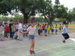 全校跳繩競賽