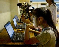 生活科技教育在太康~全校式LEGO智慧機器人課程