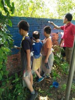 吉貝耍國小—改造校園大作戰