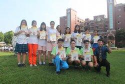 瀛海中學參加第 57屆國立暨縣(市)公私立高級中等學校第五分區科展比賽贏得亮麗好成績