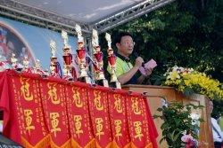 22隊國中小勁旅台江瀛海盃大隊接力爭冠 國一小胖子高三拼跳遠破紀錄