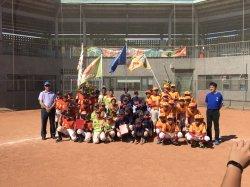崇學少棒隊勇奪2017年第21屆台東傳福盃少棒錦標賽冠軍