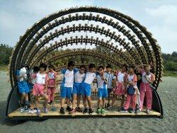 學校就是遊樂園 漁光學童好幸福