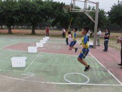 班級跳繩競賽