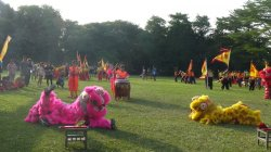 恭賀深坑國小榮獲台南市國中、小學傳統藝術比賽─舞獅項目優等