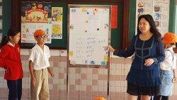 大文國小「提升英語力課後英語班」成果發表 眾人驚豔