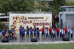 光榮國小參與南市西拉雅文化節
